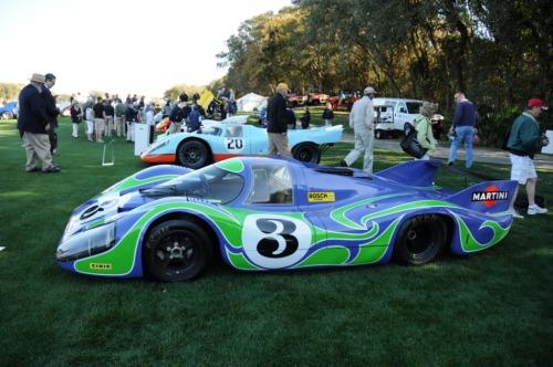 1970 Porsche 917LH Hippie Car