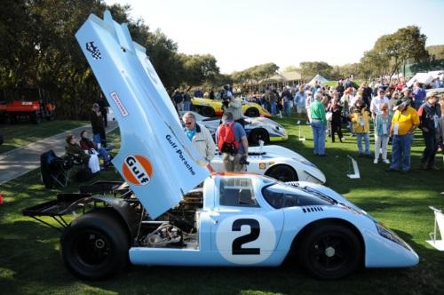 Gulf Oil 1969 Porsche 917K