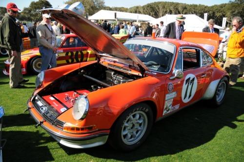 Bruce Jennings 1969 Porsche 911S