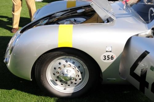 1952 Glockler-Porsche 356 Roadster