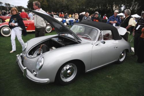 1959 Porsche 356 Cabrio