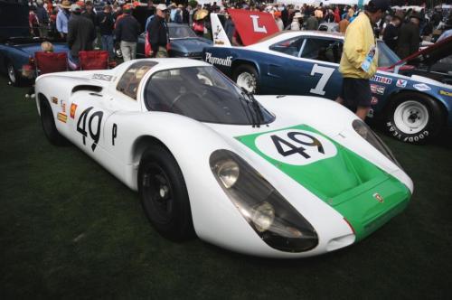 1968 Porsche 907-023
