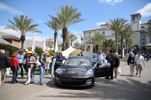 Porsche at Amelia Island Concours