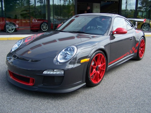 2010 Porsche GT3 RS