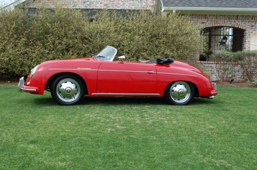1957 Porsche 356A Speedster 1600 Super Tribute