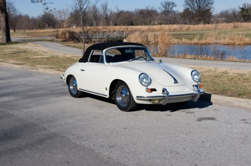 1963 Porsche 356 Carrera 2 Cabriolet