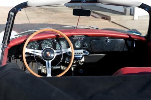 1963 Porsche 356 Super 90 Cabriolet