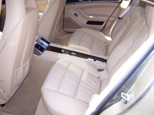 2010 Porsche Panamera S Topaz Brown