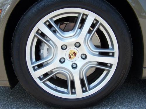 "19"" Panamera Design Wheel"