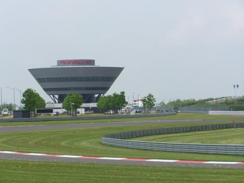 Porsche Leipzig race track