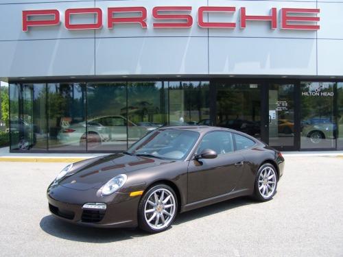 2011 Porsche Carrera Macadamia