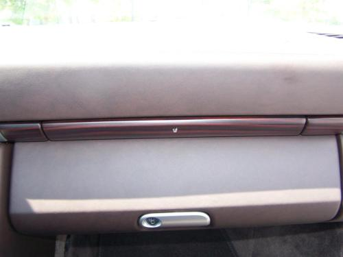 Porsche Macasser Wood Trim