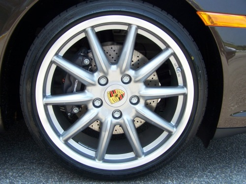 Porsche  Carrera Sport Wheel