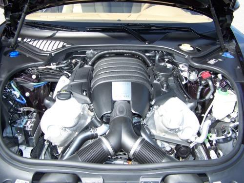 Porsche Panamera 3.6 Liter V6 Engine