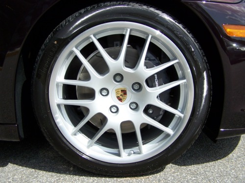 "Porsche 20"" RS Spyder Design Wheel"