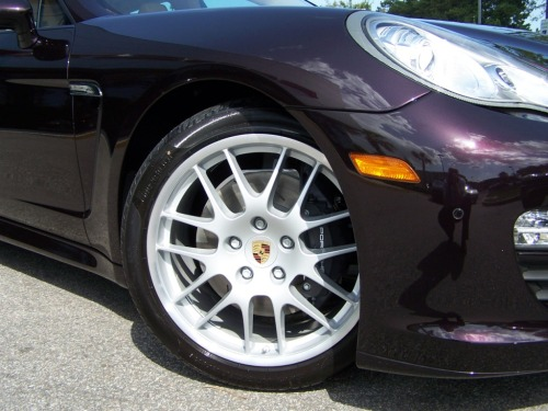 "Porsche Amethyst Metallic 20"" RS Spyder Wheel"