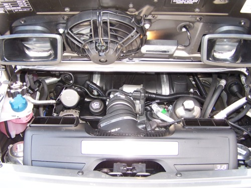 2011 Porsche 911 Carrera S 3.8 Liter Engine