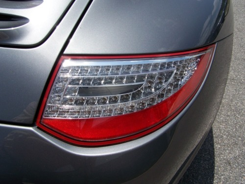 Porsche Clear Tail Lights, Rear Lights-Clear Glass Optics
