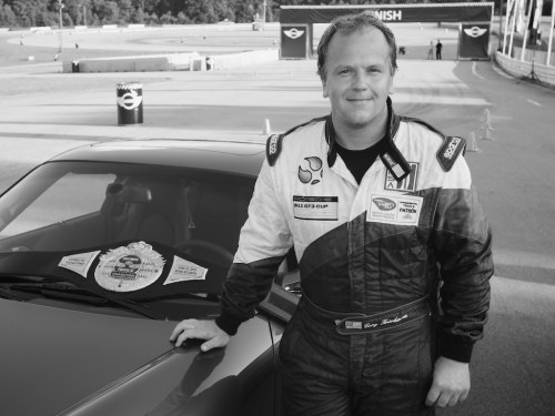 Mini vs. Porsche Challenge, Cory Friedman, Road Atlanta, Autometrics, Gordon Friedman, Joe Rogan