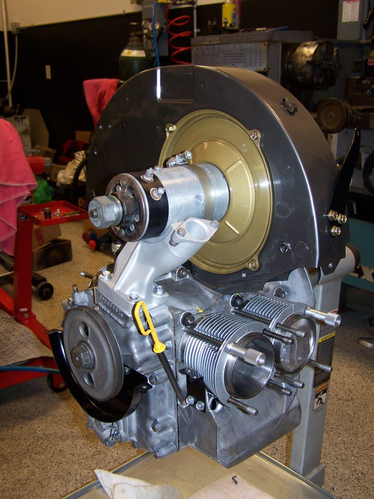 Pictures of a 1963 Porsche 356 Super 90 1600 engine rebuild   Porschebahn Weblog