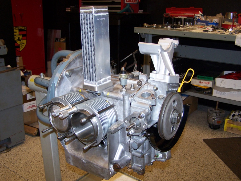 Pictures Of A 1963 Porsche 356 Super 90 1600 Engine