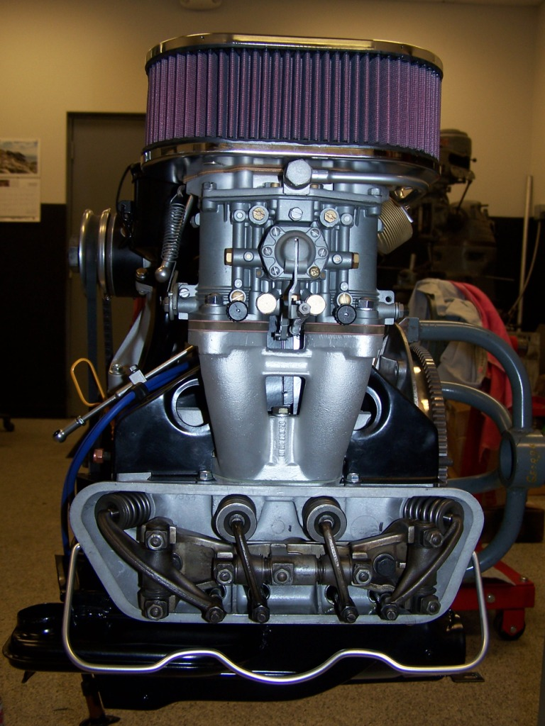 1963 Porsche 356 Super 90 Engine Rebuild Update