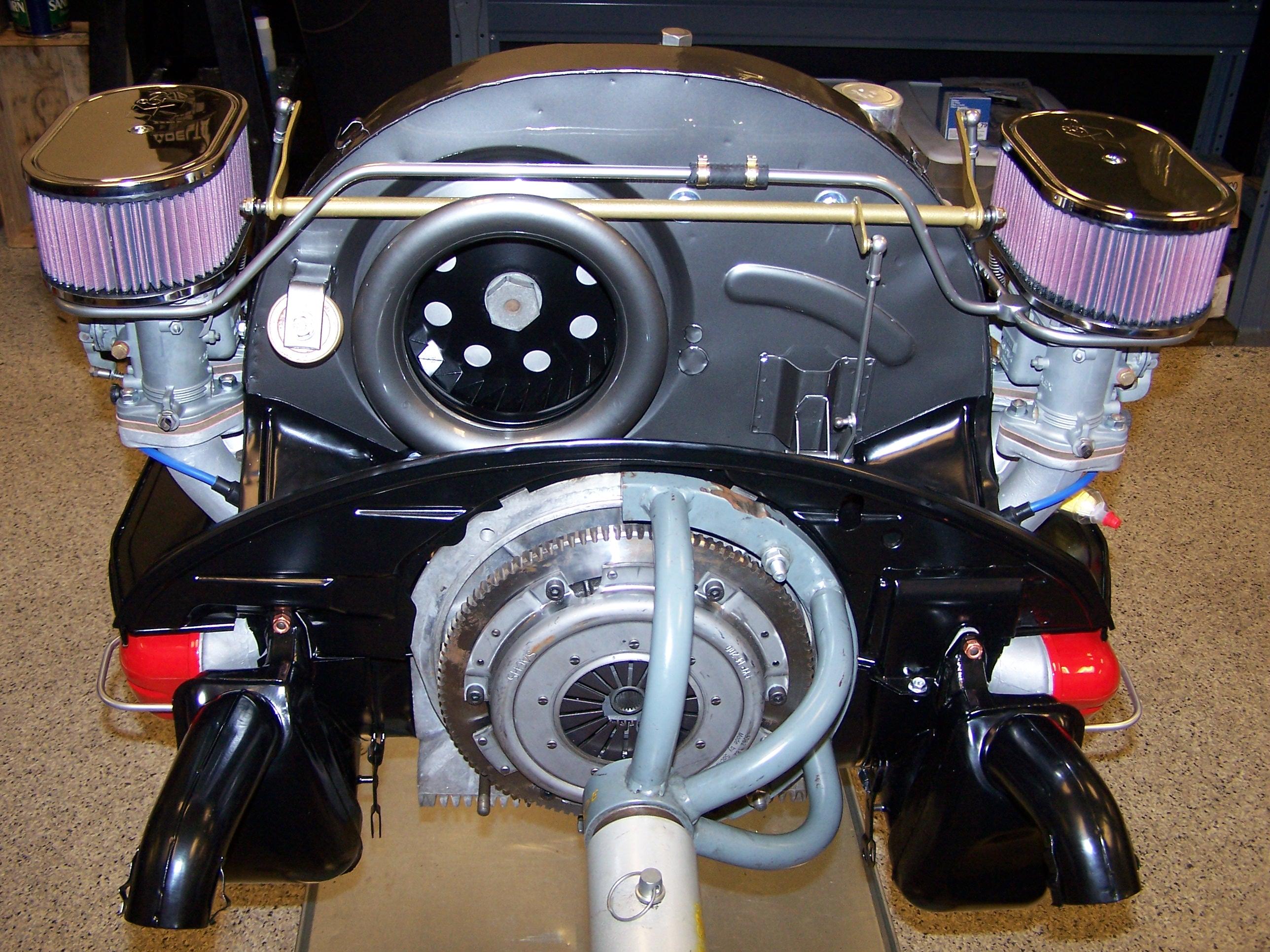 1963 Porsche 356 Super 90 Engine Rebuild Completed