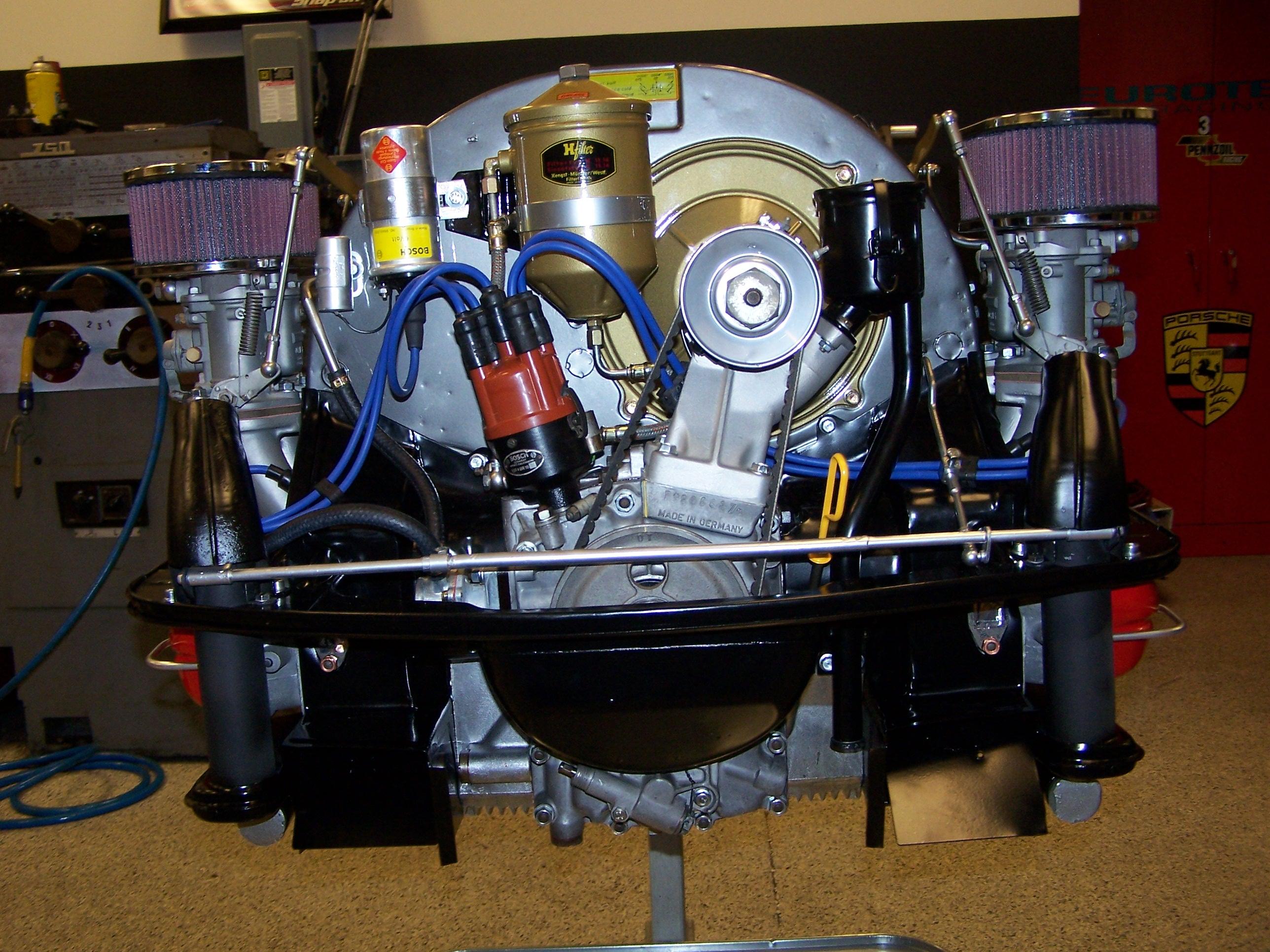 1963 porsche 356 super 90 engine rebuild completed. Black Bedroom Furniture Sets. Home Design Ideas