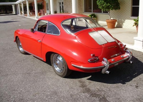 1963 Porsche 356 B Super 90 Coupe