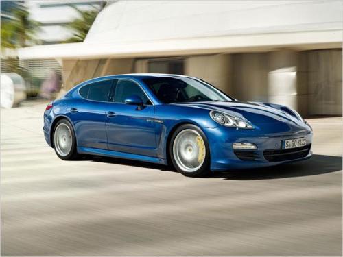 Porsche Panamera S Hybrid, Porsche Hybrid, Geneva Motor Show