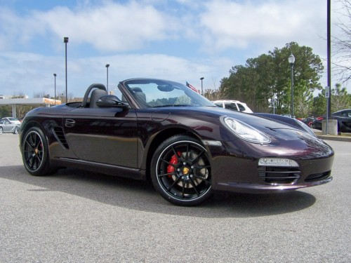 Amethyst Boxster S