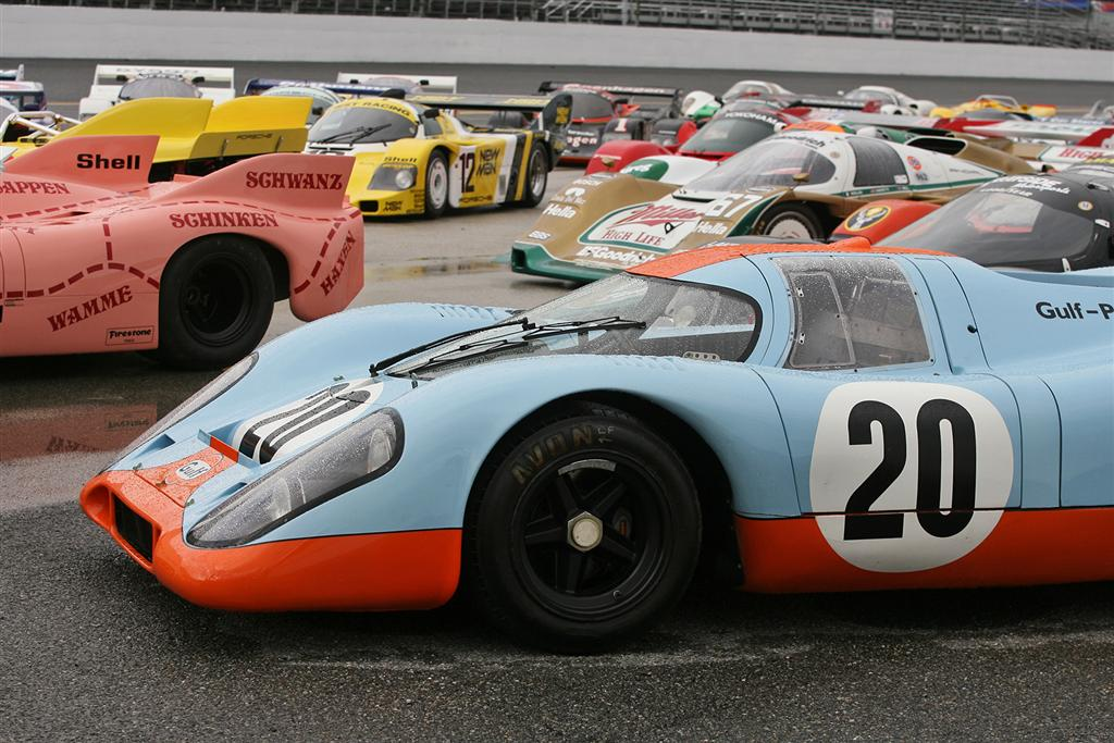 Porsche Announces Rennsport Reunion IV to be held in October ...