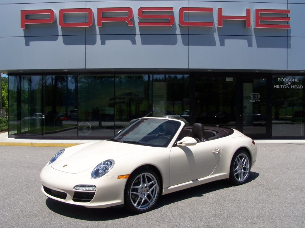 2011 Porsche Carrera Cab in