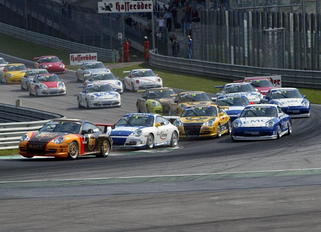 Porsche Carrera 911 Cup: A-1 Ring Porsche-carrera-cup-deutschland-12