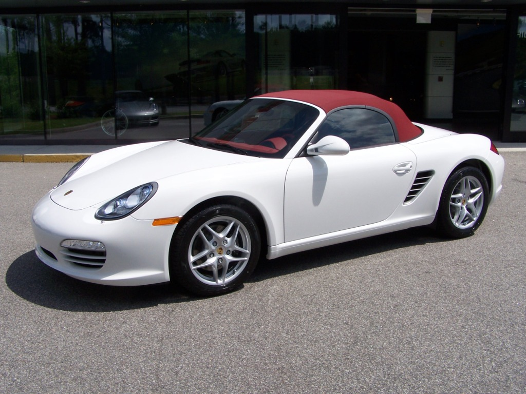 356 Porsche For Sale >> 2012 Porsche Boxster in Carrera White with Carrera Red Interior and Top | Porschebahn Weblog