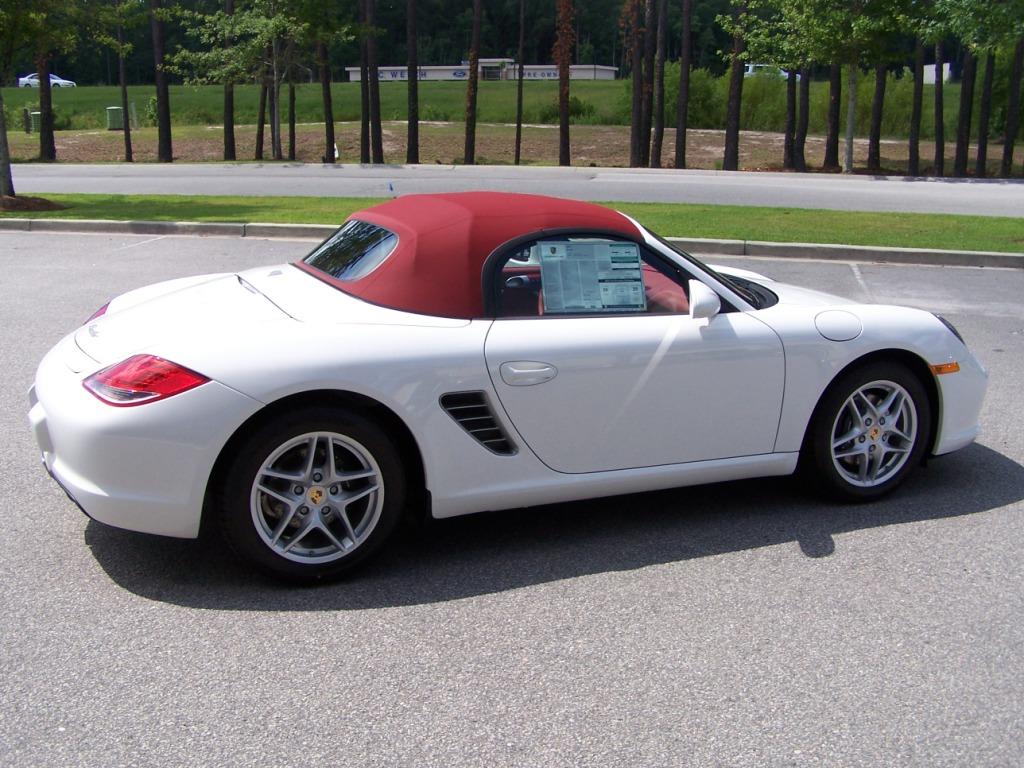 Porsche 917 For Sale >> 2012 Porsche Boxster in Carrera White with Carrera Red Interior and Top | Porschebahn Weblog