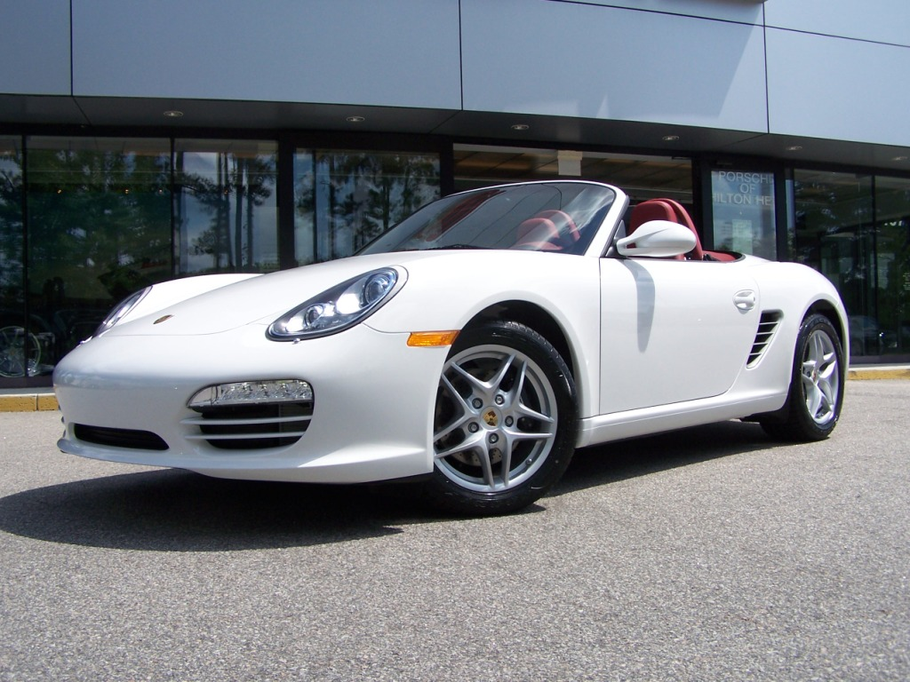 2012 porsche boxster in carrera white with carrera red. Black Bedroom Furniture Sets. Home Design Ideas