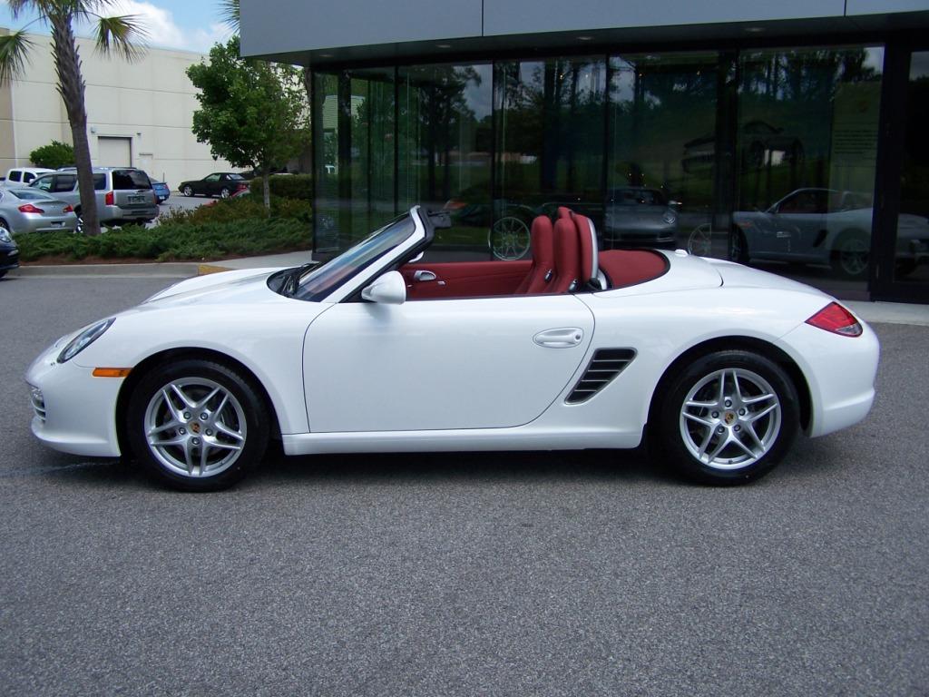 Porsche Track Car For Sale >> 2012 Porsche Boxster in Carrera White with Carrera Red Interior and Top | Porschebahn Weblog