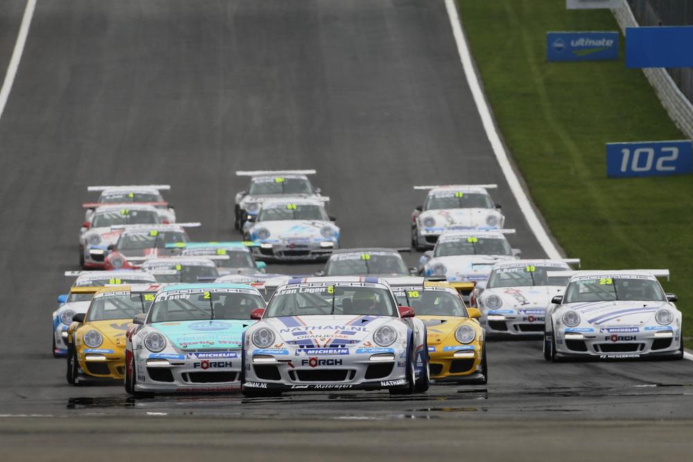 Race Results For 2011 Porsche Carrera Cup Deutschland