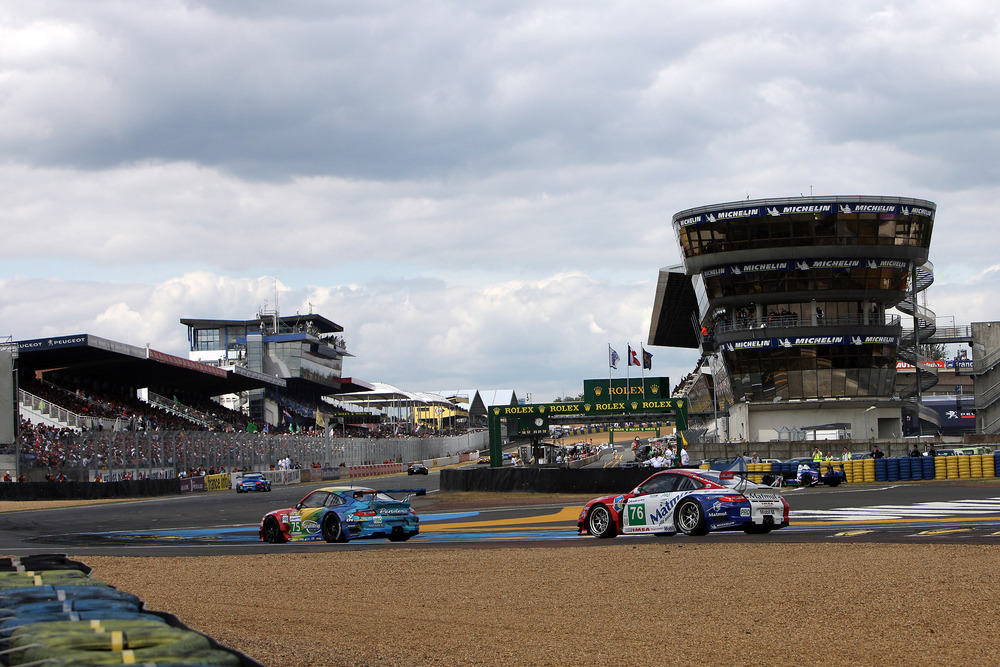 Interim Report For 2011 24 Hours At Le Mans Porschebahn Weblog