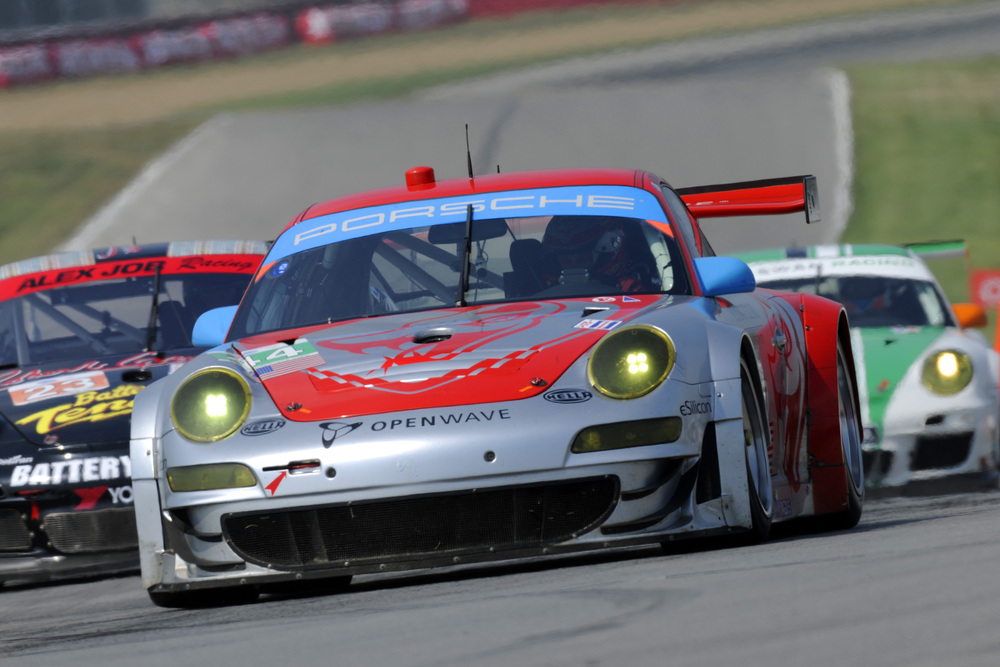 Race Results For American Le Mans Series Round 5 At Mid