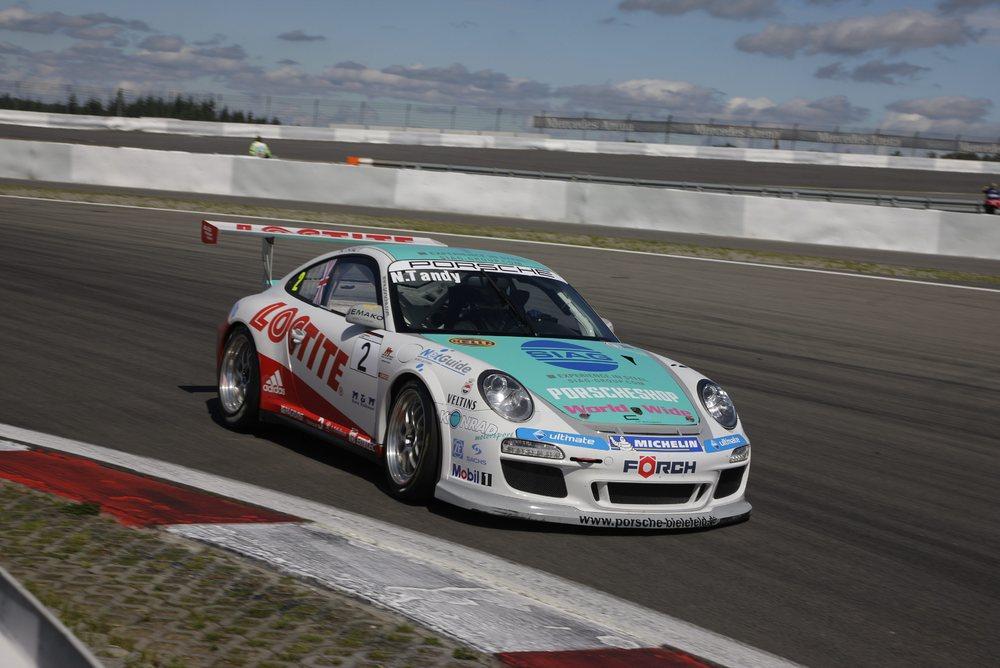 Race Results For Porsche Carrera Cup Deutschland Round 7