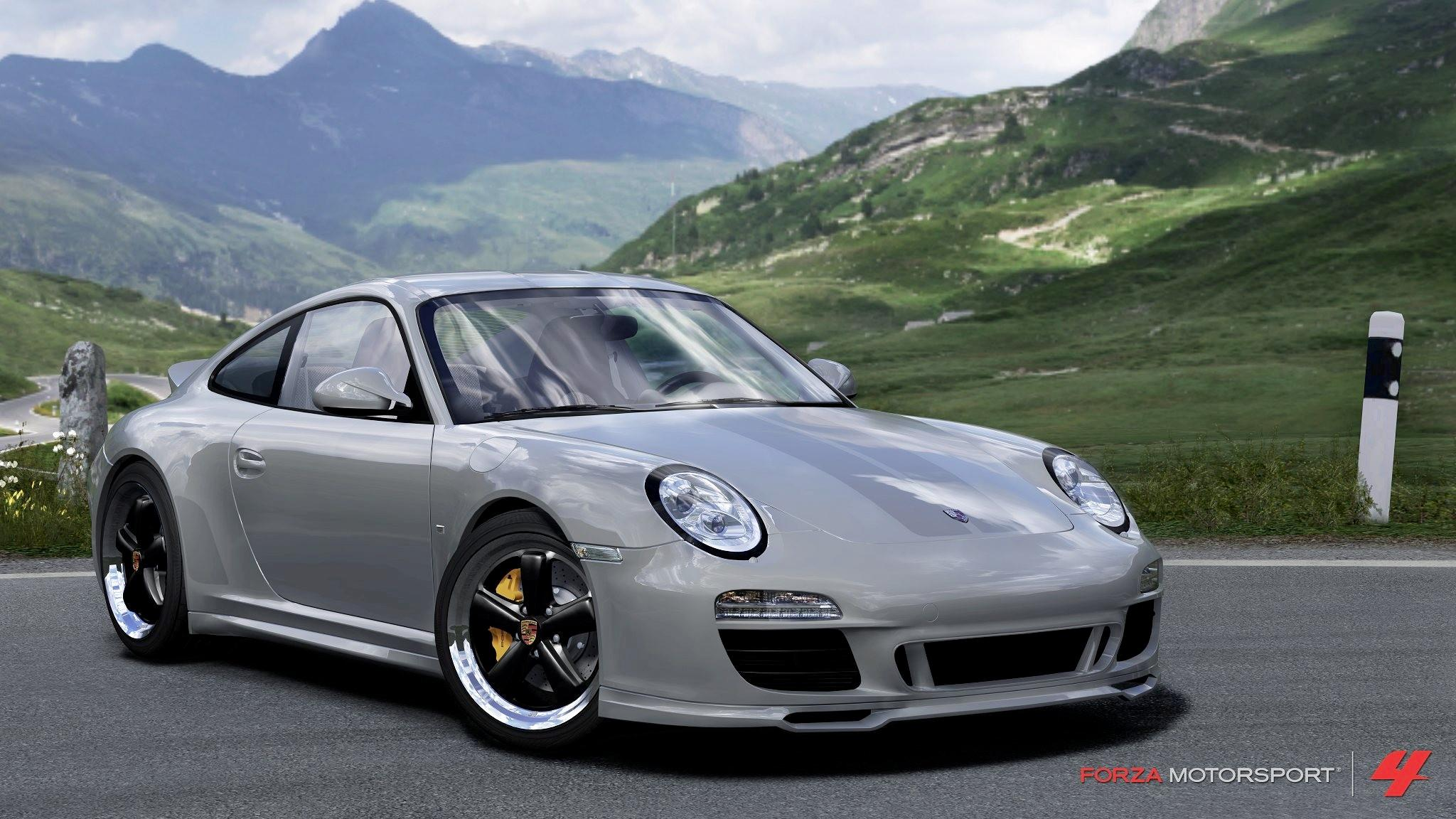 porsche announces downloadable expansion pack for forza motorsport 4 porschebahn weblog. Black Bedroom Furniture Sets. Home Design Ideas