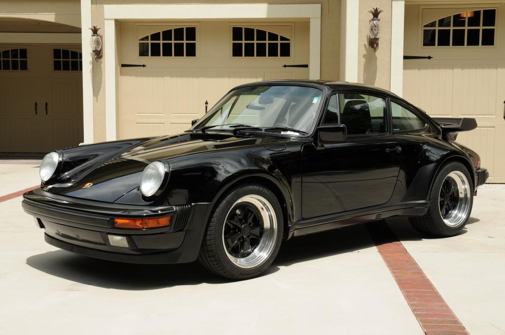 For Sale 1987 Porsche Turbo With Only 26 900 Miles