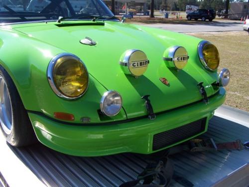 Porsche 911 St Replica Porschebahn Weblog