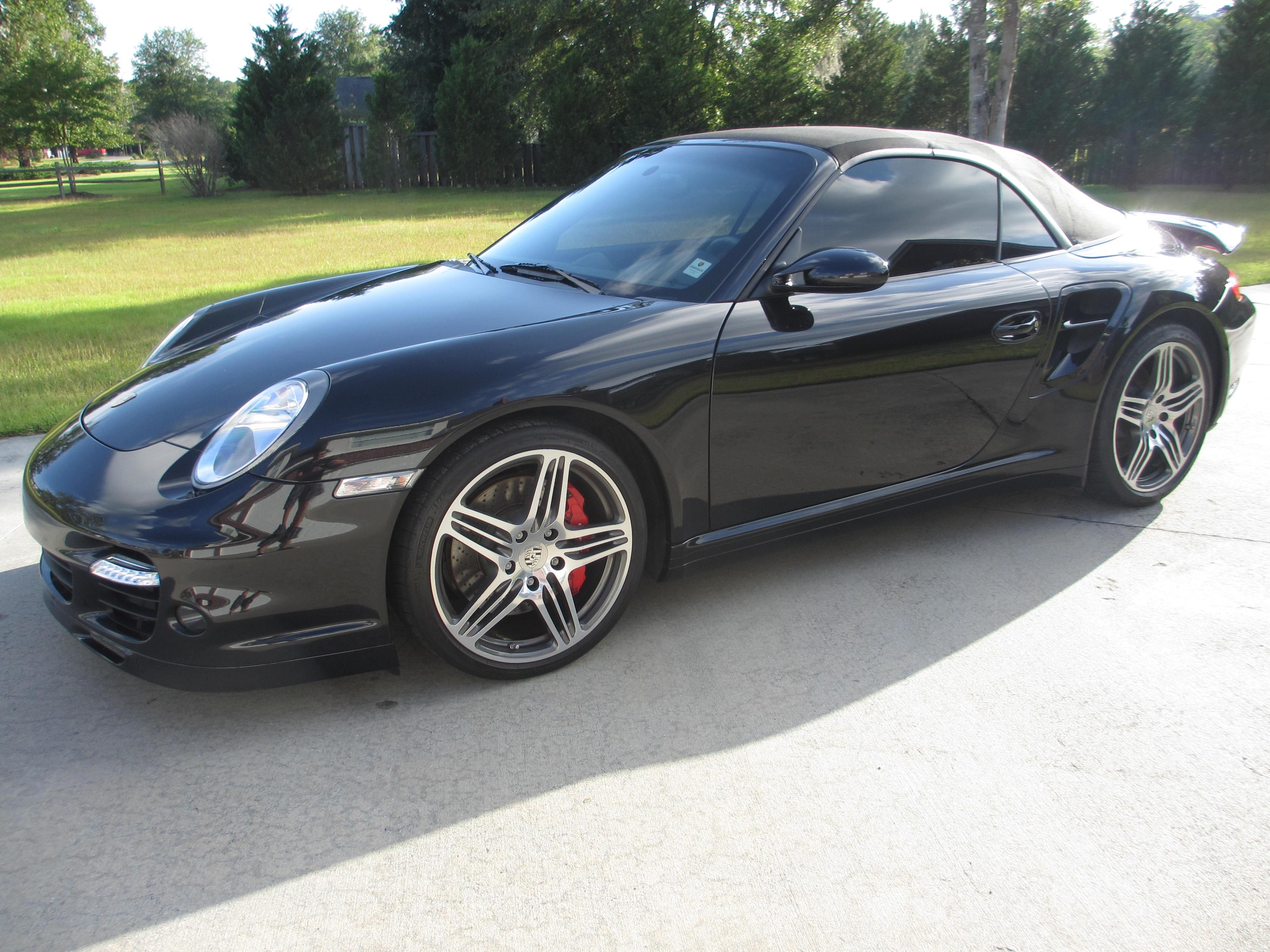 For Sale 2008 Porsche 911 Turbo Cabrio Porschebahn Weblog